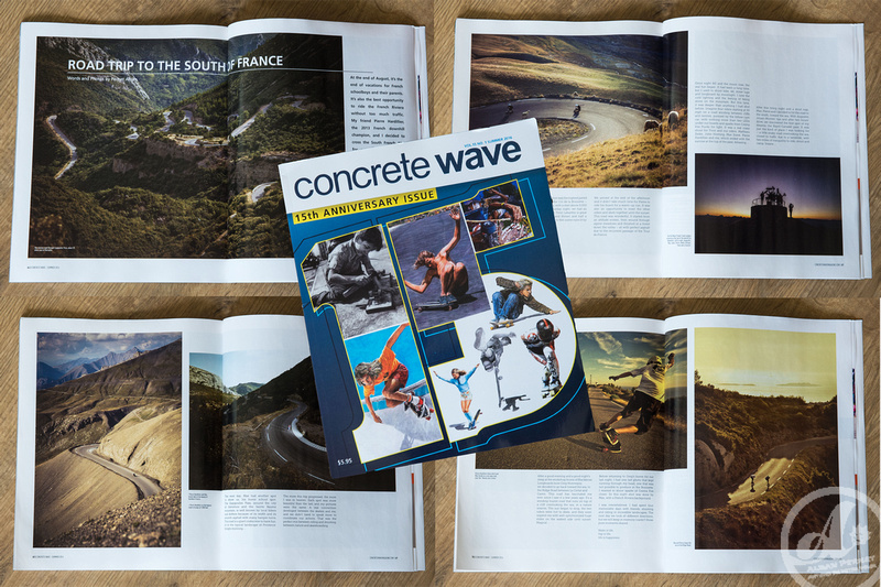 Concret Wave Summer 2016