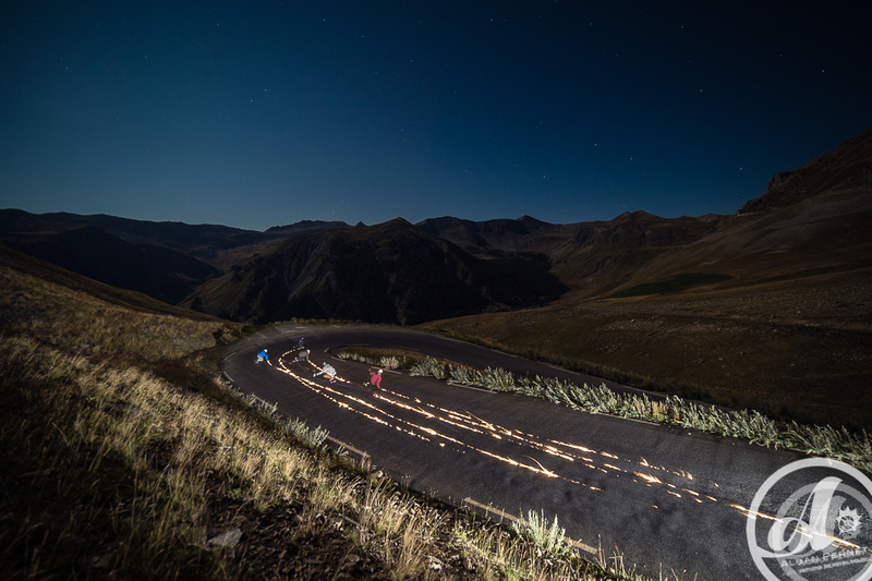 Col de la Bonnette - Full Moon Project