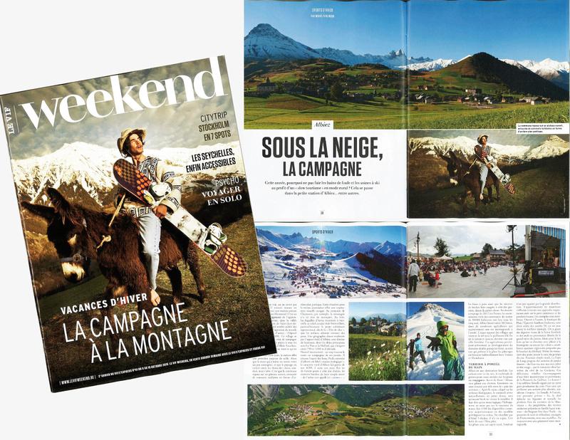 Le Vif Weekend 2015 (Hebdomadaire Belge)