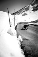 Restless Team in french Alps - Lyde Begue & Yanis Markarian